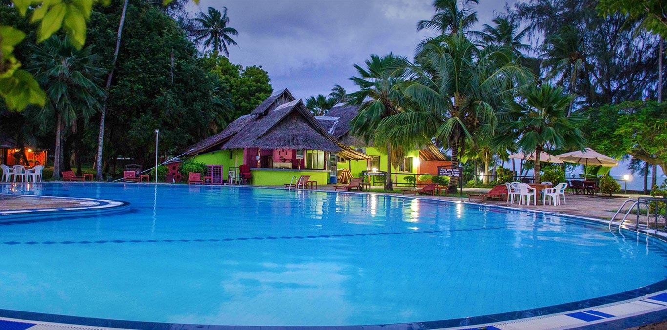 Jumuia Beach Resort Kanamai Csr