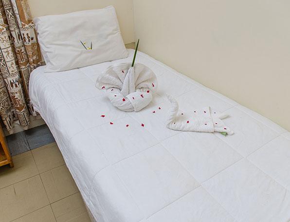Standard Single Rooms
