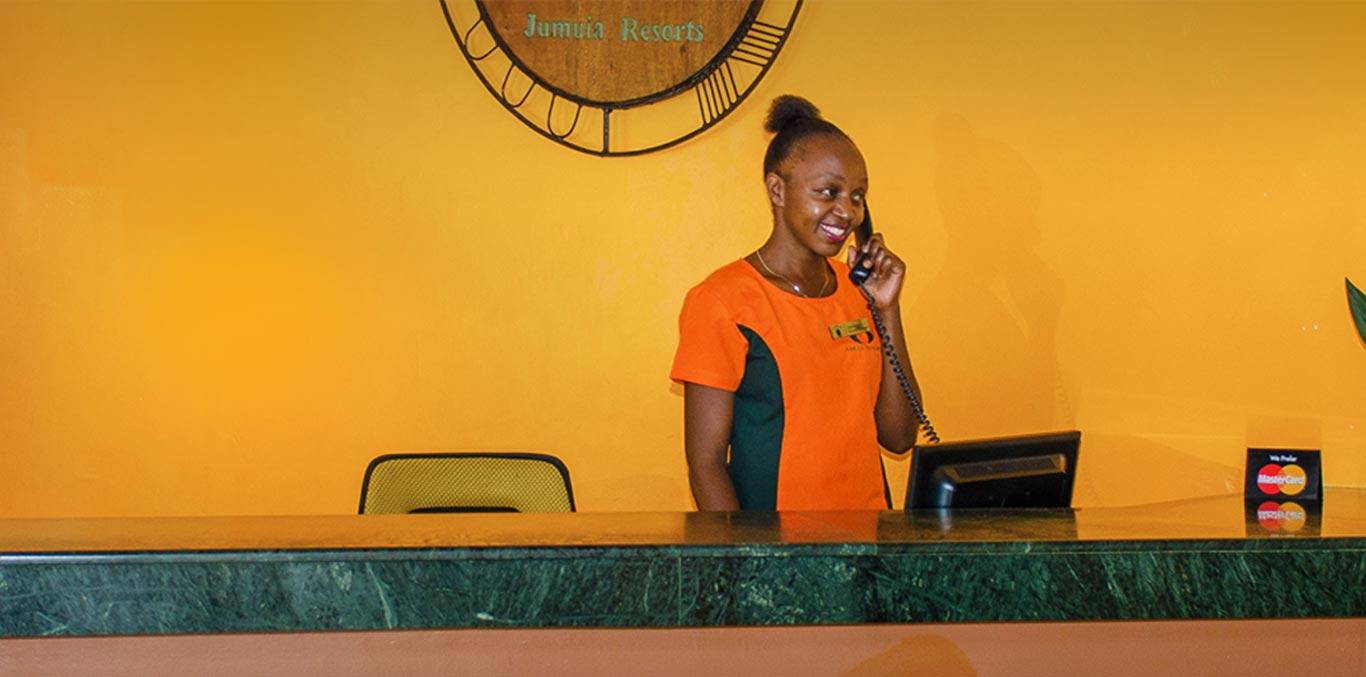 Jumuia Hotel Kisumu Contact Us