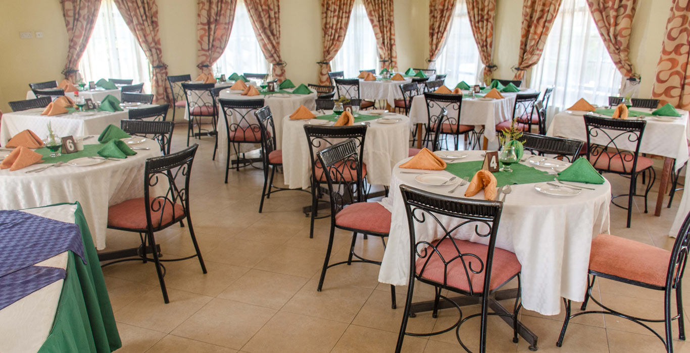 Jumuia Hotel Kisumu Culinary Services